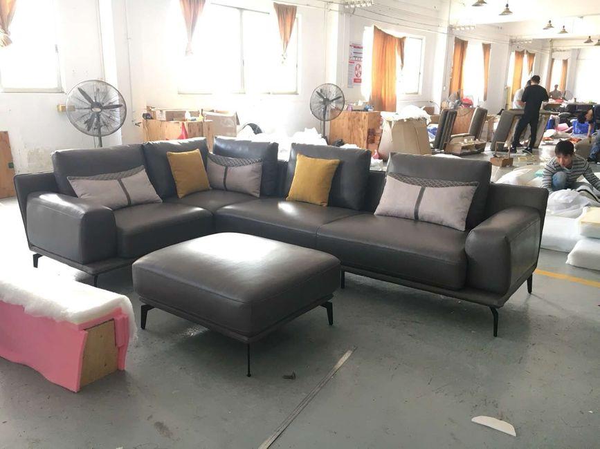 xưởng sofa sản phẩm hoàn thiện