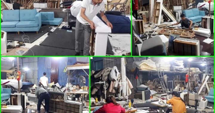 Công ty chuyên sản xuất ghế sofa theo yêu cầu tại Hà Nội