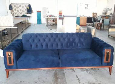 Xưởng đóng sofa nỉ giá rẻ theo yêu cầu tại Hà Nội