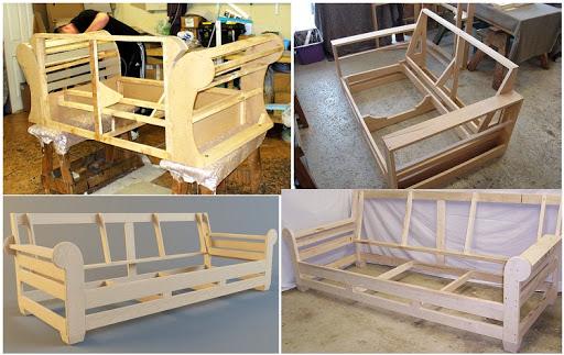 Góc tư vấn: Nên làm khung sofa bằng loại gỗ gì là tốt nhất?