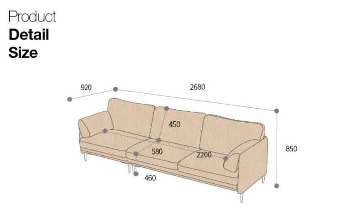 Lên ý tưởng sơ bộ cho ghế sofa