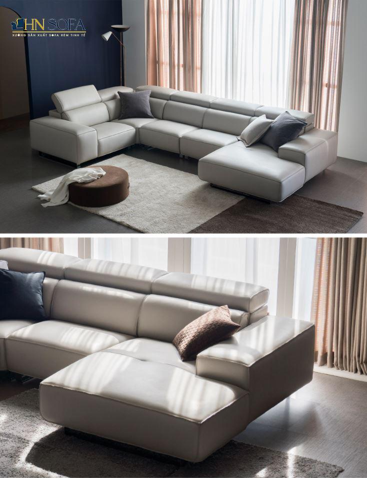 Sofa hiện đại mang lại cho bạn sự ấn tượng và sang trọng