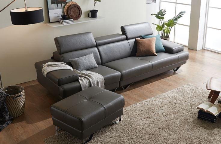 Ghế sofa HNS14 dành cho không gian nhà rộng rãi