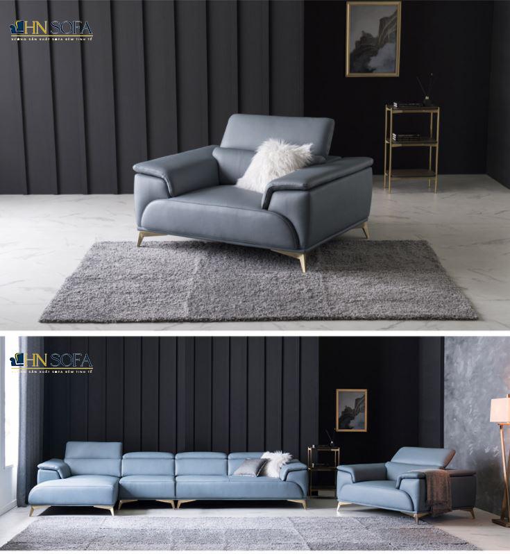 Mẫu ghế sofa bộ hiện đại HNS26