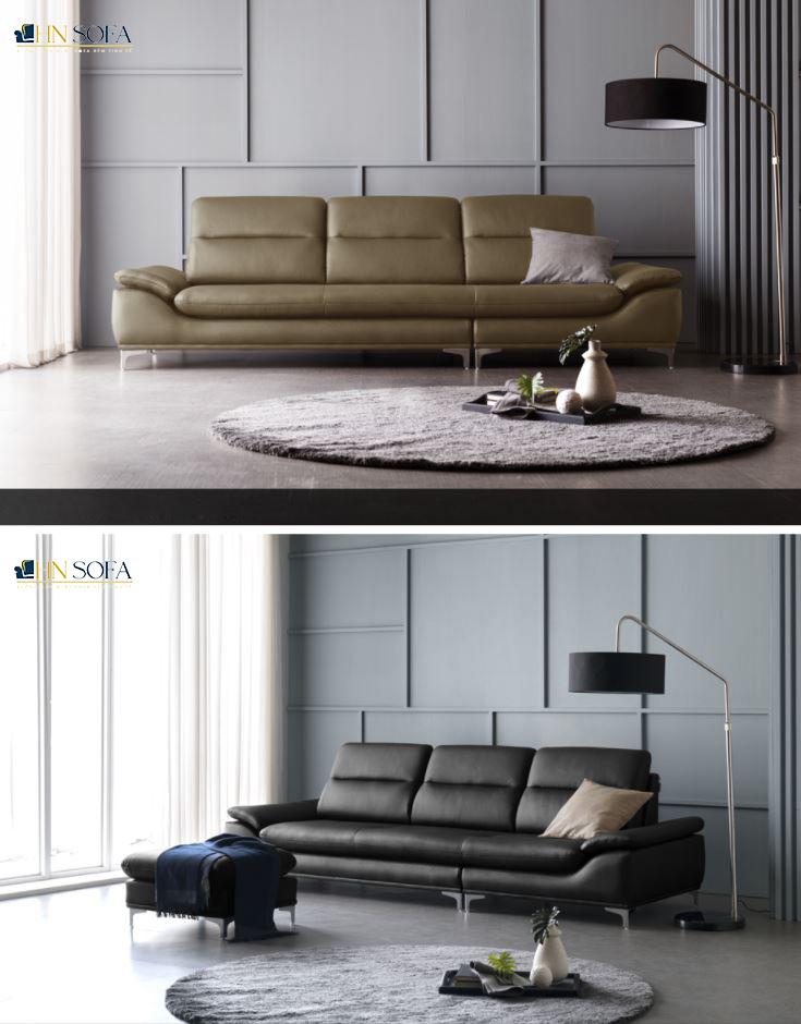 Ghế sofa góc L hiện đại HNS23