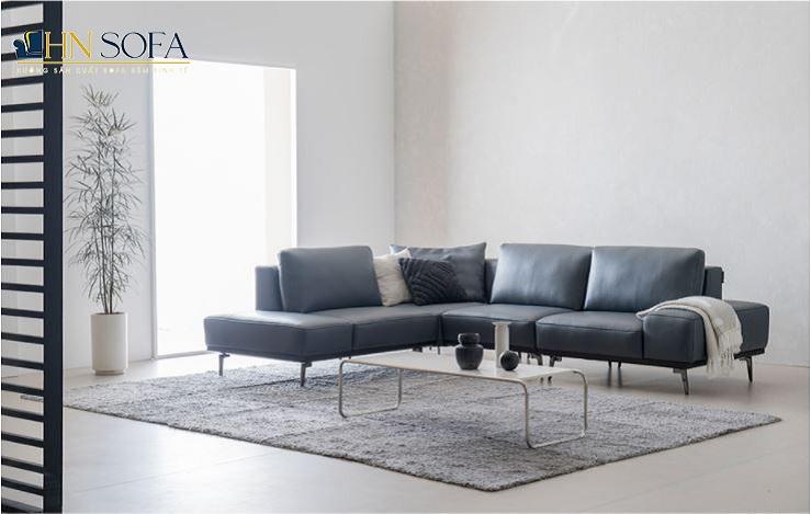 Sofa giả da Microfiber HNS22