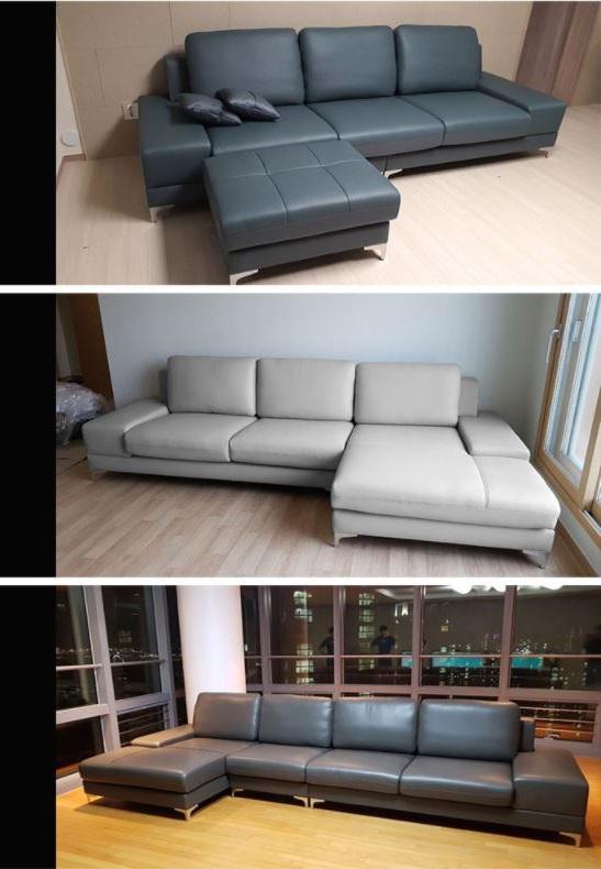 Phân loại da công nghiệp trong quá trình đóng ghế sofa