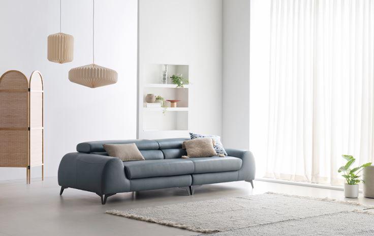 Mẫu ghế chờ sofa hiện đại mã HNS09