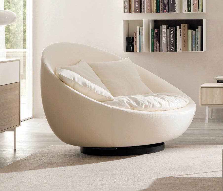 Mẫu ghế sofa tròn 1