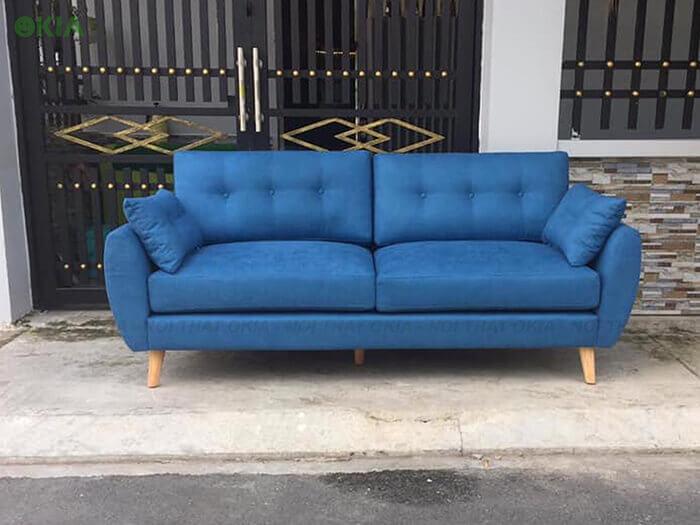 Sofa 1m6 - Giải pháp tiết kiệm không gian sống