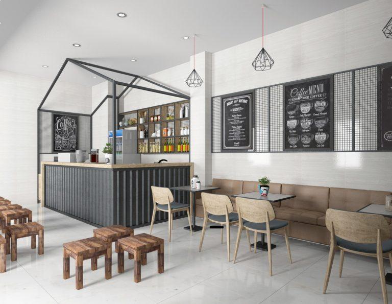Những mẫu ghế sofa cafe được ưa chuộng nhất năm 2021