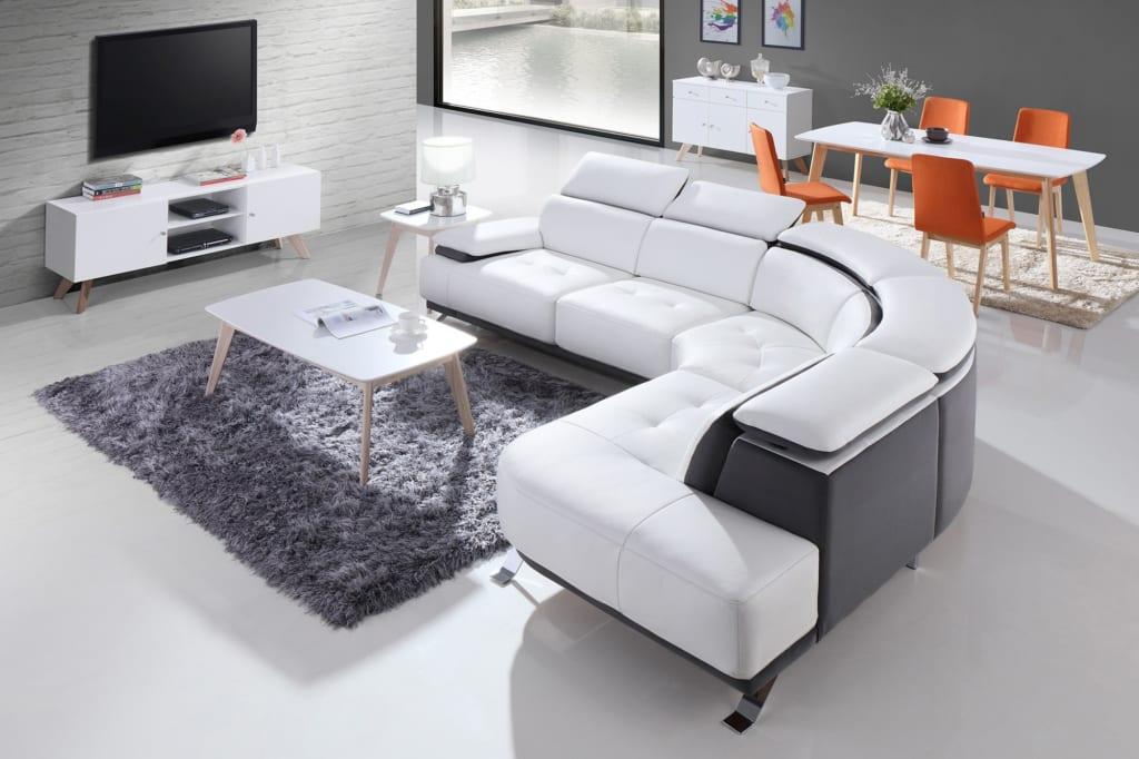 Xưởng HNSOFA đóng sofa cong, sofa chữ U giá rẻ tận gốc