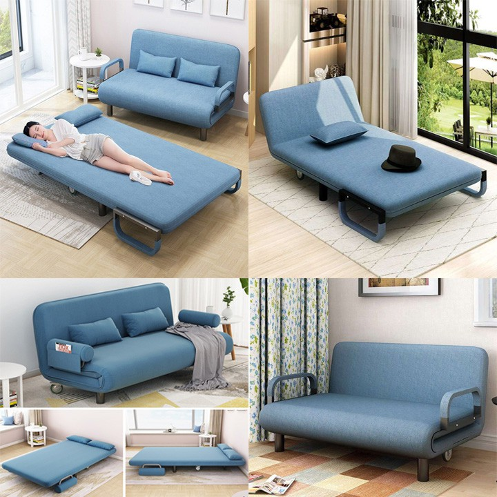 Sofa gấp mang lại sự tiện lợi trong quá trình sử dụng