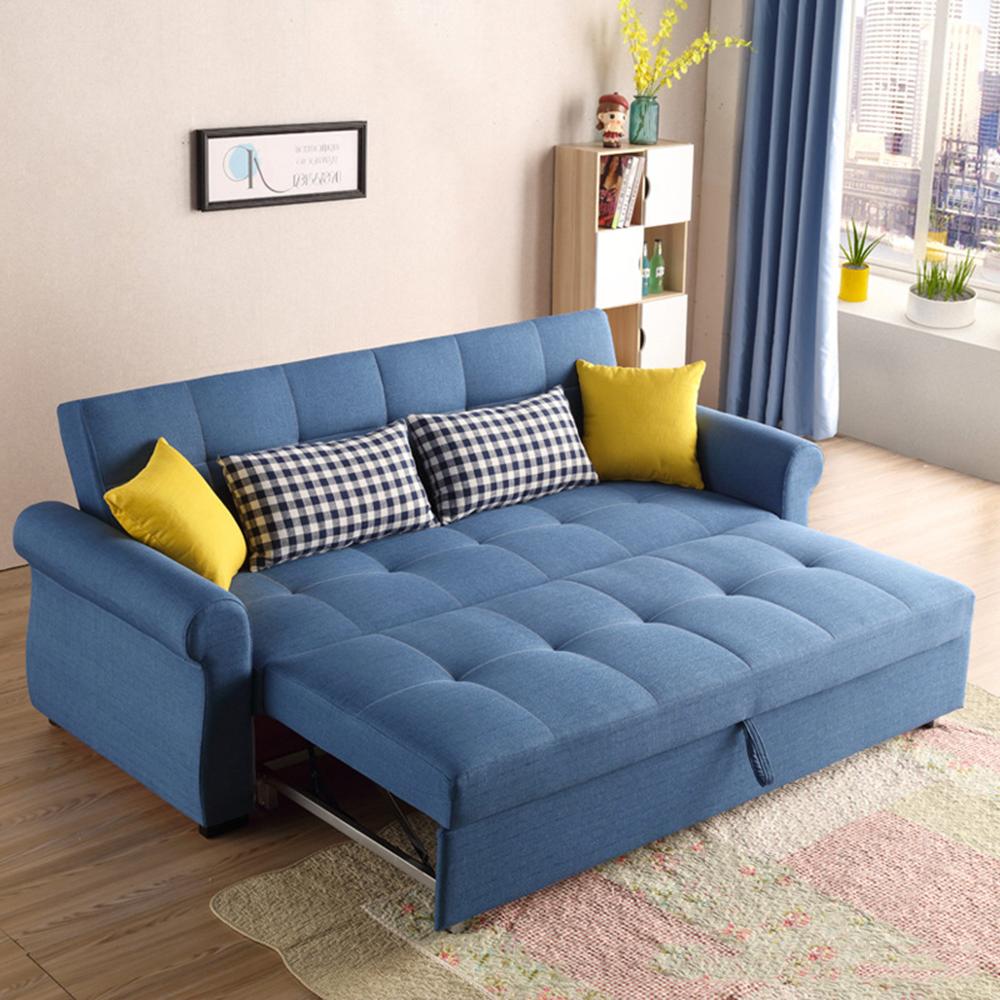 Sofa giường thông minh mang lại nhiều công năng cho người dùng