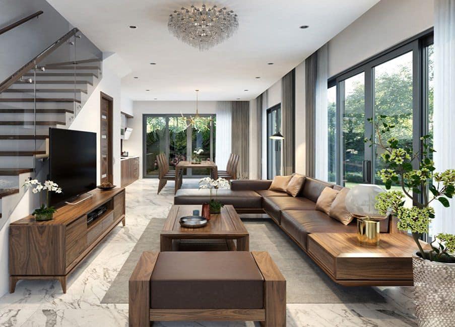kinh nghiệm mua ghế sofa gỗ hữu ích và chuẩn nhất