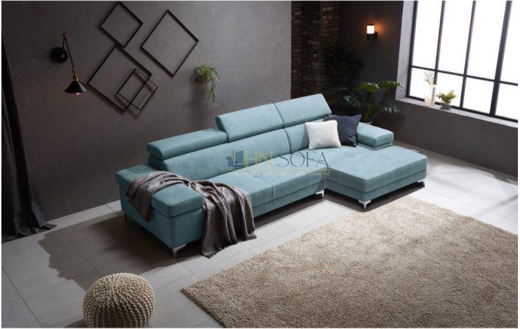 Đóng sofa chữ l tại xưởng mang lại cho bạn sofa hoàn hảo