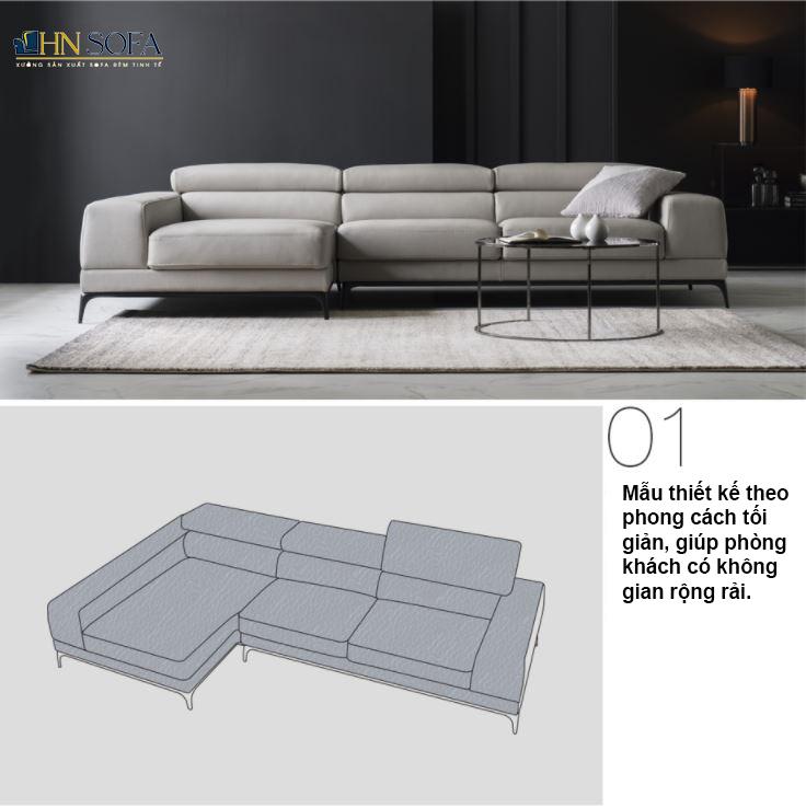 Địa chỉ mua sofa Long Biên chất lượng, giá rẻ, tặng kèm gối đẹp