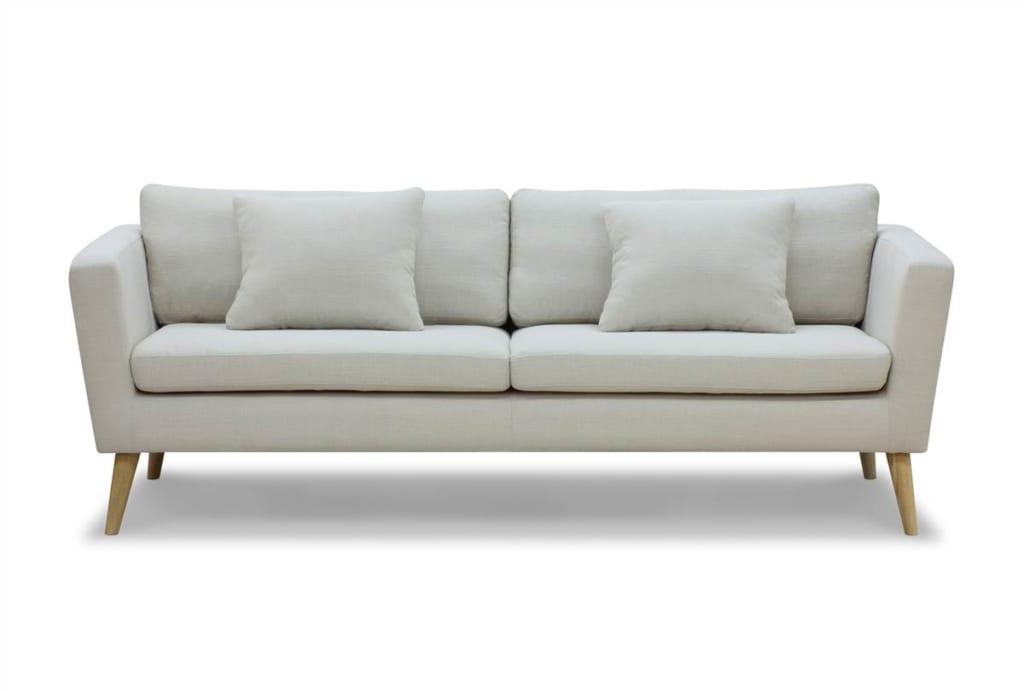 Ghế sofa 3 chỗ đặt đóng tại xưởng sofa Hà Nội HNSOFA