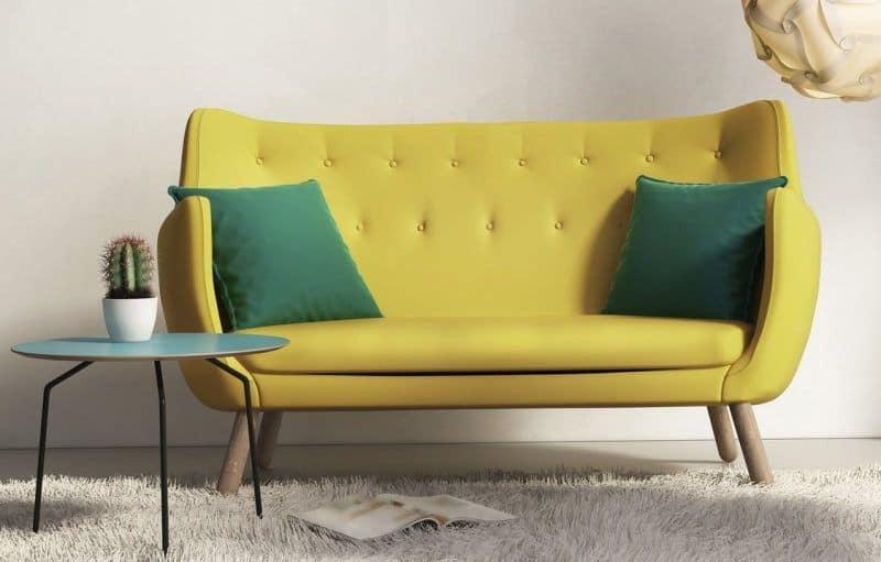 Tham khảo giá ghế sofa mini phòng phủ, phòng khách