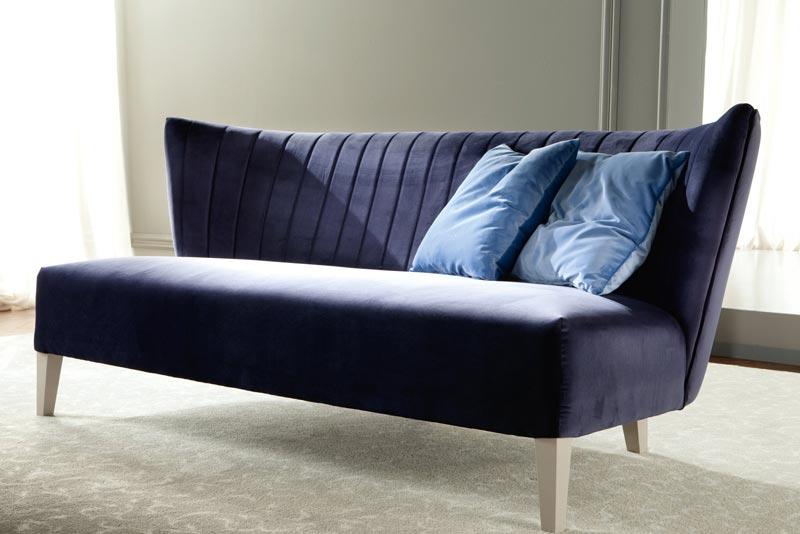 Mẫu ghế sofa 1m không tay vịn