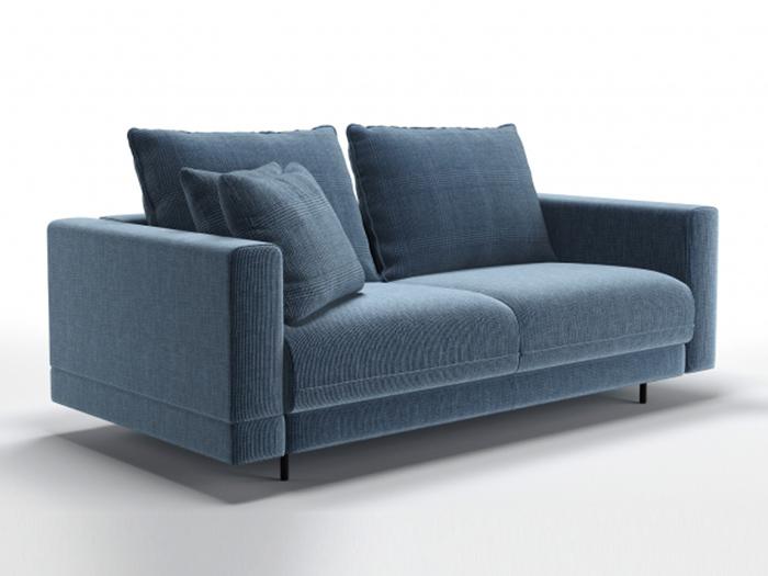 Sofa 1m4 phù hợp với những không gian phòng khách nào?