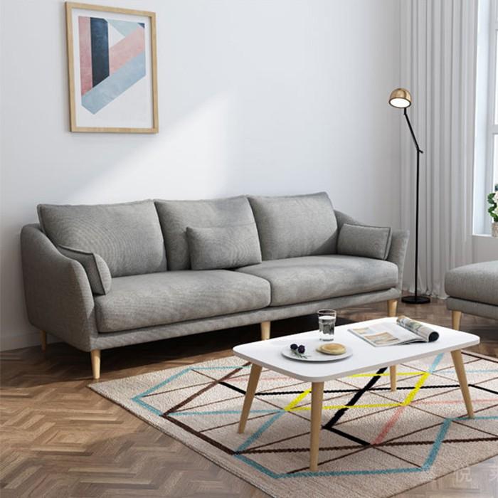 Đóng sofa 1m4 tại xưởng sản xuất mang lại nhiều ưu điểm