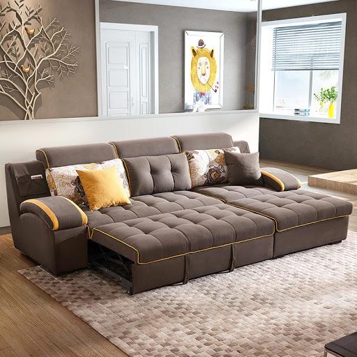 Một bộ sofa đẹp sẽ mang lại sự ấn tượng và nổi bật cho không gian