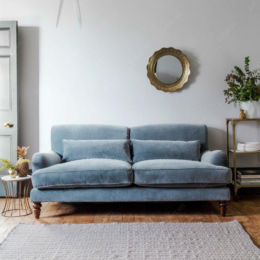 Hướng dẫn cách chọn kích thước sofa chữ I đẹp chuẩn với không gian phòng khách