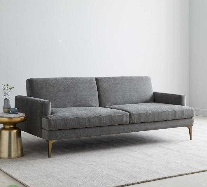 Đặt đóng sofa chữ I tại xưởng HNSOFA với chất lượng và giá thành phải chăng