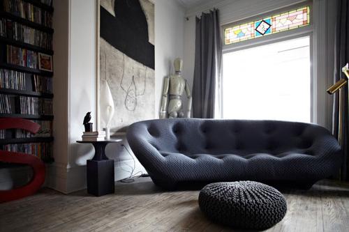 Sofa đẹp mang tới sự sang trọng cho ngôi nhà