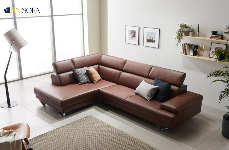 Có nên mua ghế sofa nâu cho phòng khách chung cư hiện đại không?