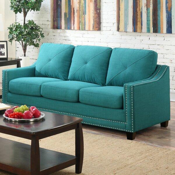 Những bộ sofa xanh ngọc mang tới sự sang trọng