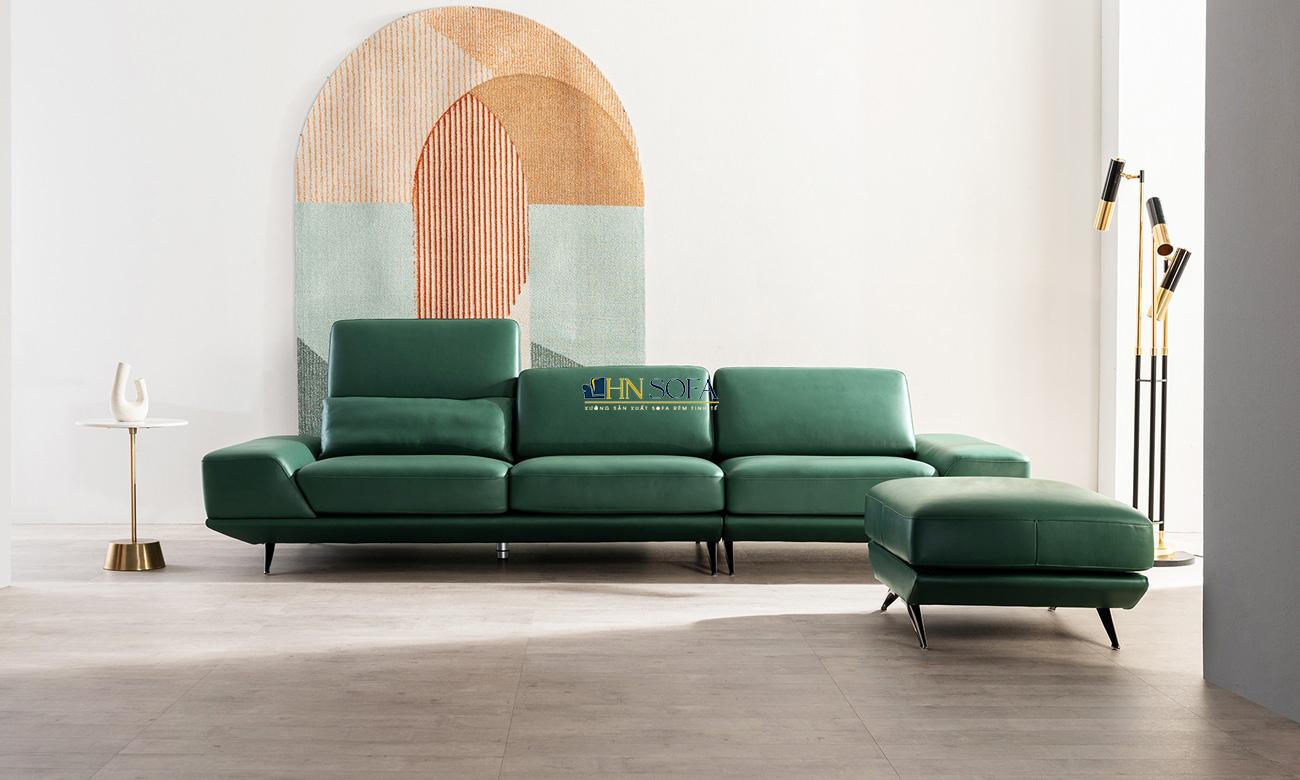 Sofa văng da Microfiber HNS52