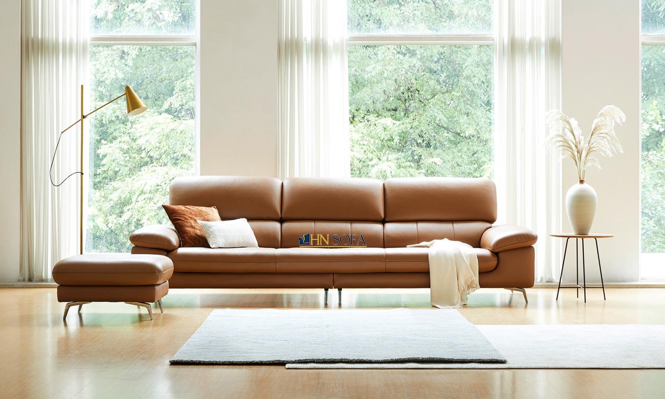 Sofa da nhỏ HNS55