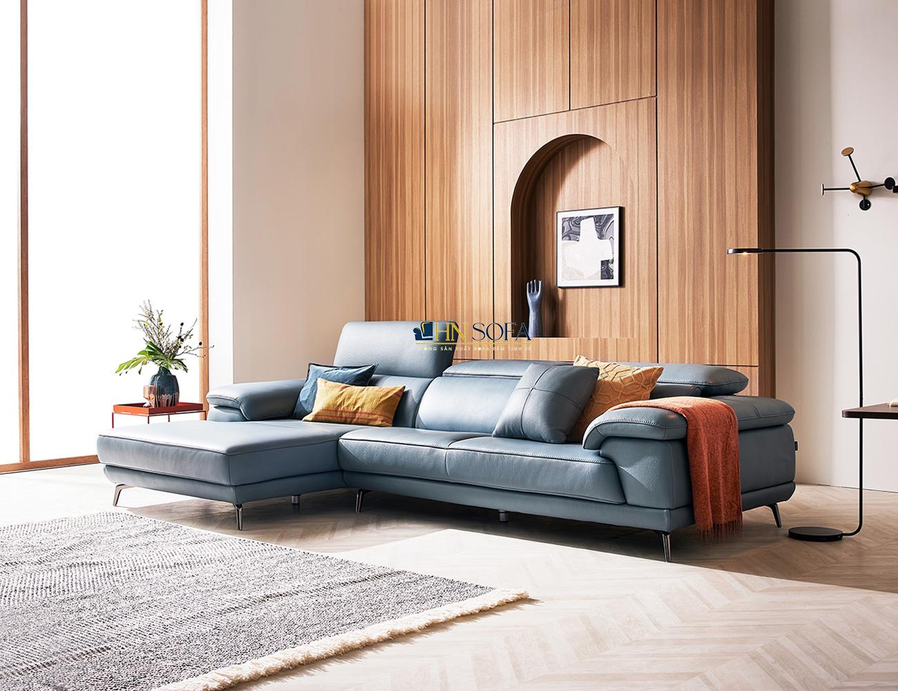 Sofa da Hàn Quốc chính hãng HNS32