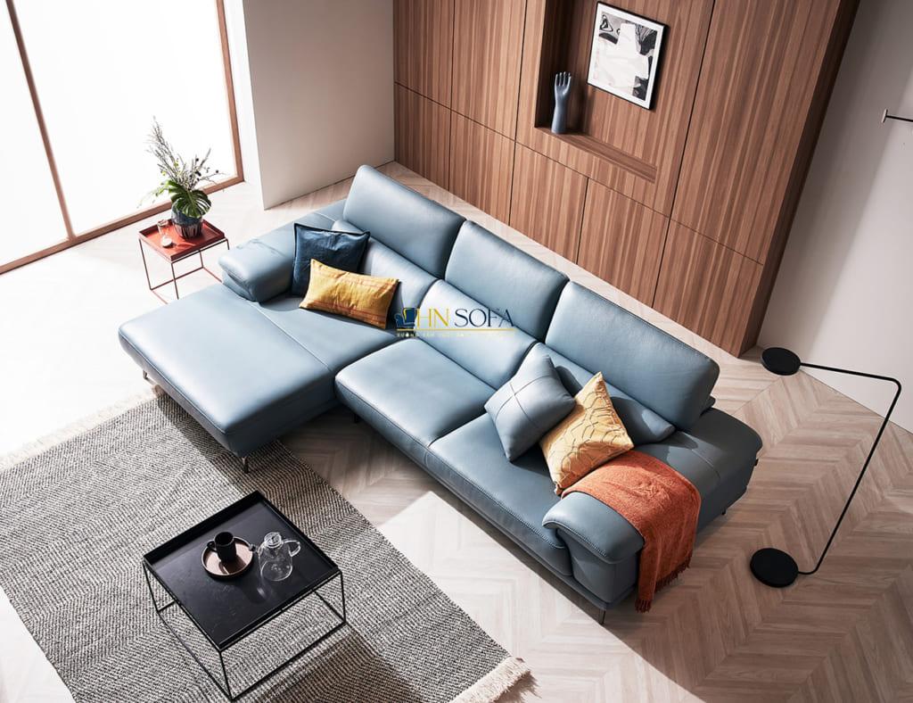 Những mẫu sofa da đẹp ấn tượng giúp ngôi nhà bạn sang trọng
