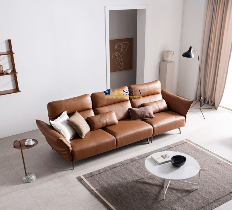 Sofa văng da Microfiber HNS39