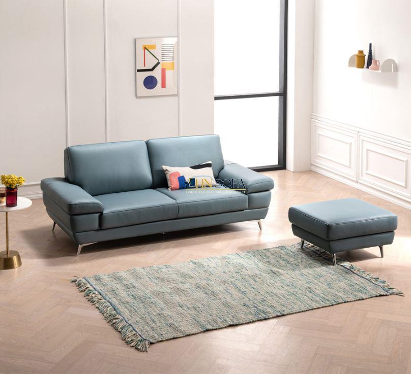 Sofa văng đôi da Malaysia HNS56