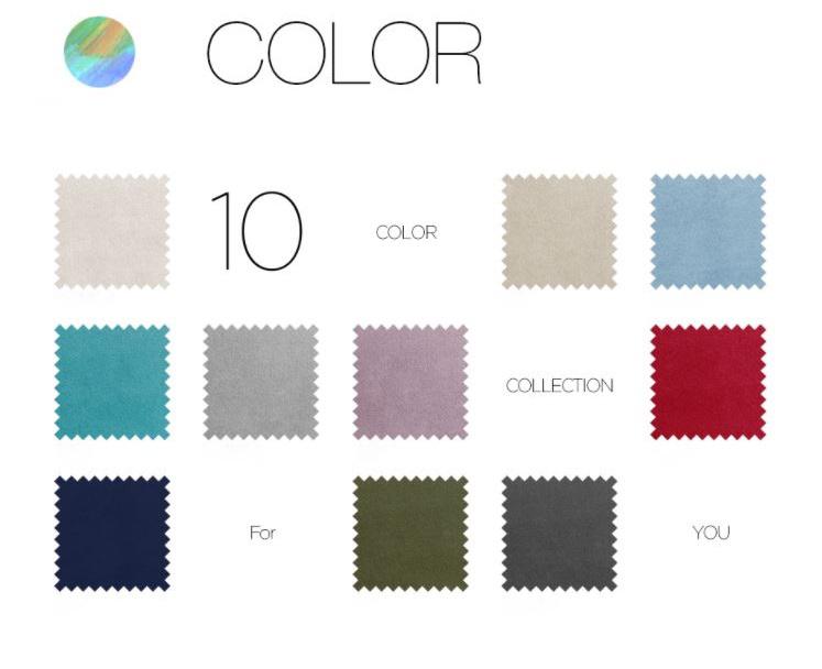 10 màu vỏ bọc sofa cho bạn lựa chọn
