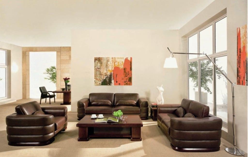 Share kinh nghiệm hay khi chọn ghế sofa phòng giám đốc đẹp và sang trọng