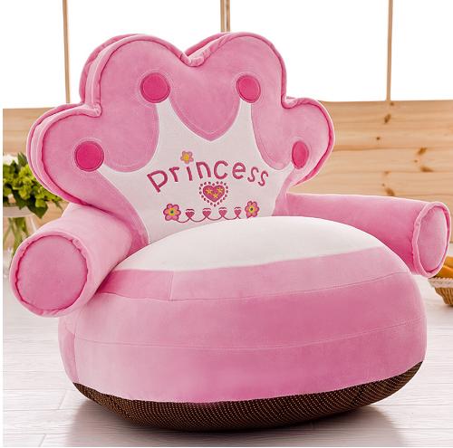 Mẫu 5: Sofa princess cho bé yêu học ngồi hoặc ngồi xem
