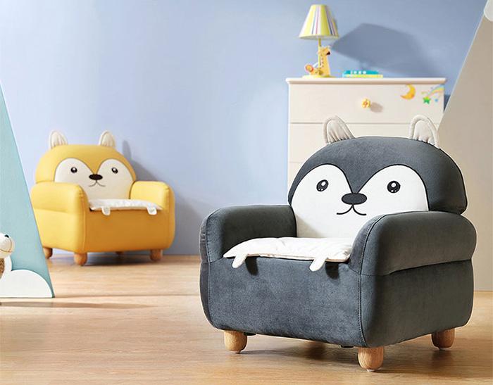 Mẫu 8 - Mẫu sofa văng có chân trụ dễ di chuyển