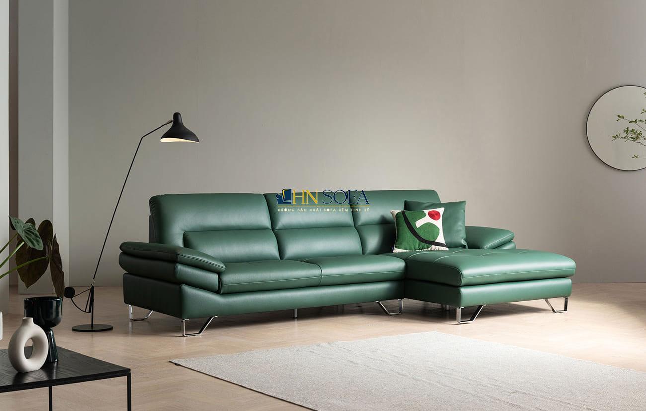 Mẫu sofa da đẹp 14