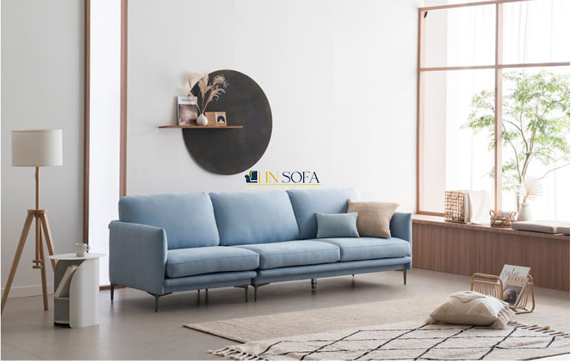 Sofa băng nỉ Hàn Quốc cao cấp HNSN13