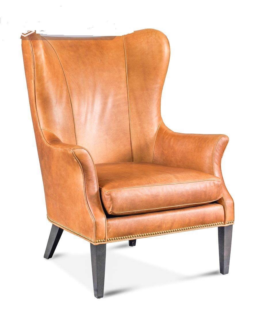 Ghế sofa da đơn thiết kế dáng tân cổ