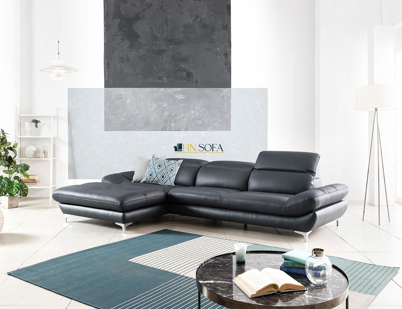 Mẫu sofa da đẹp 2020 12