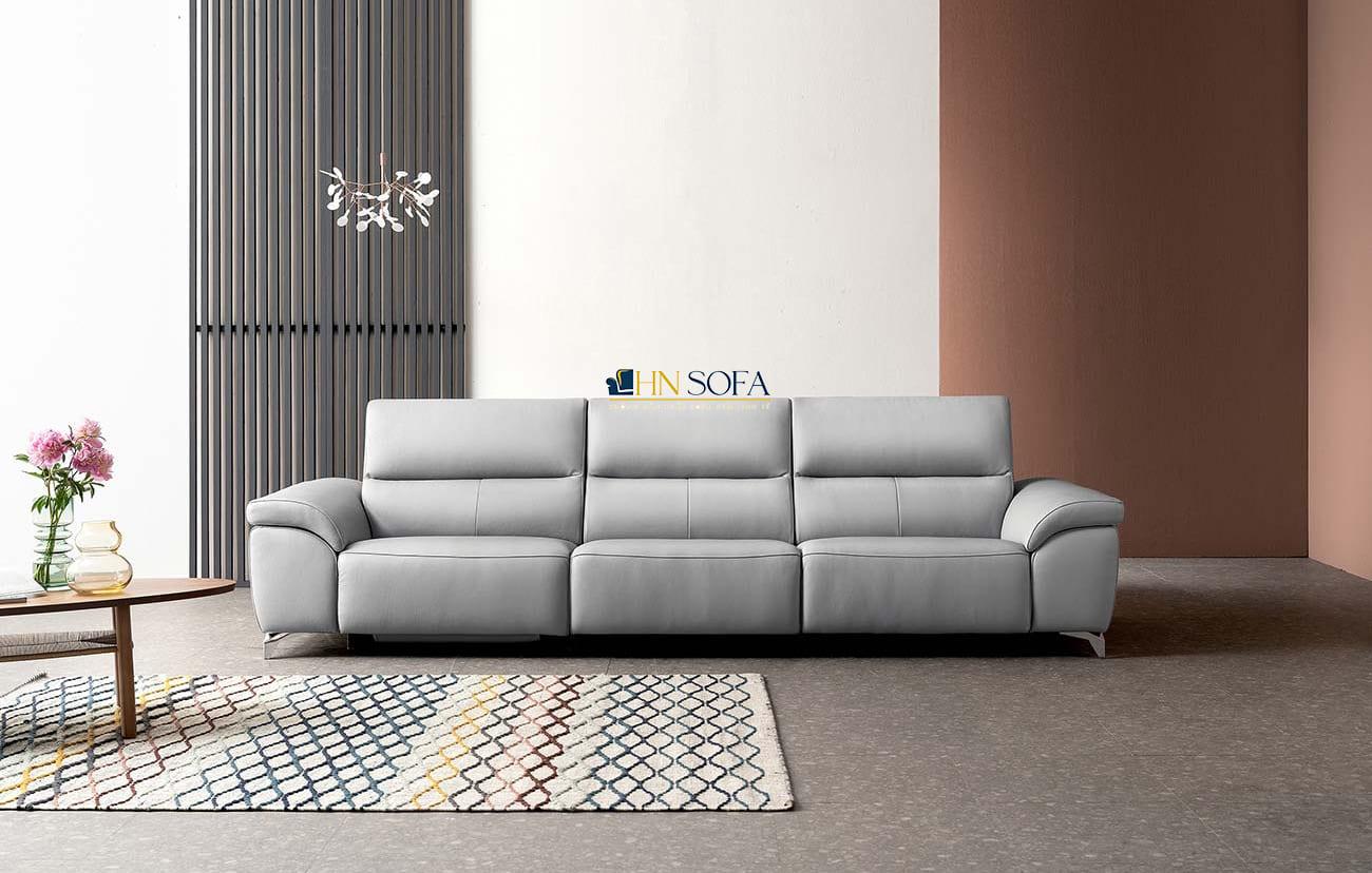Mẫu sofa da gỗ 4