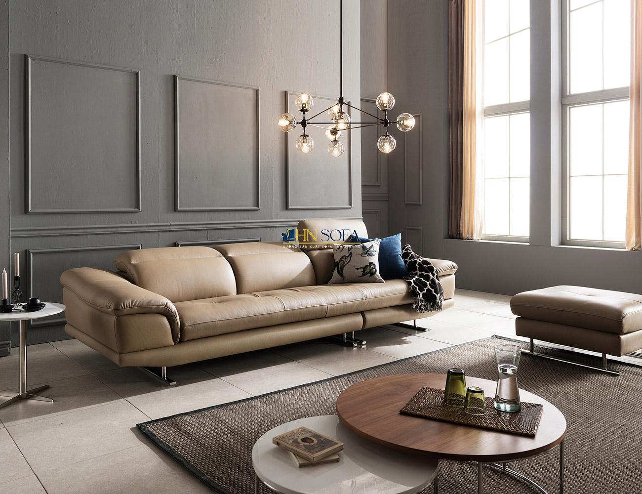 Sofa da Microfiber HNS83