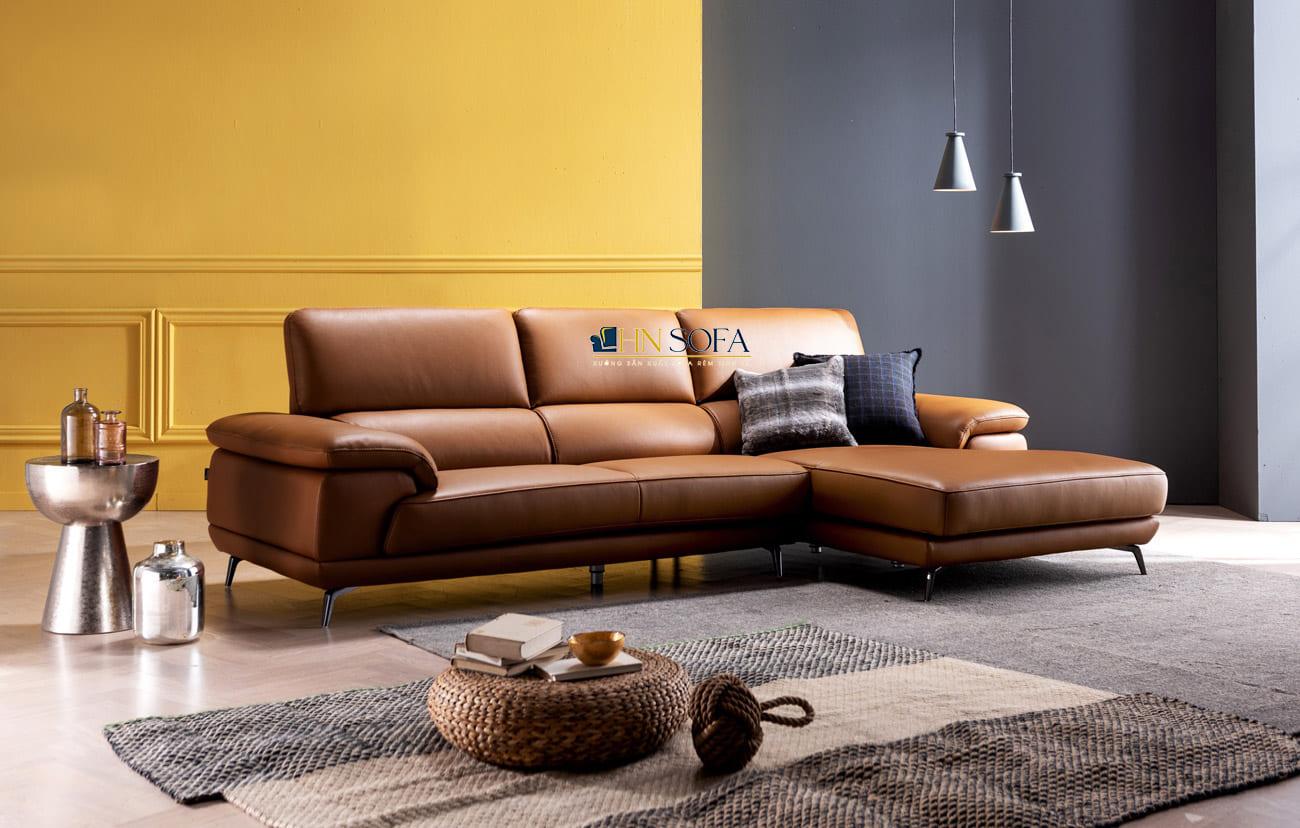 Mẫu ghế sofa da đẹp 11
