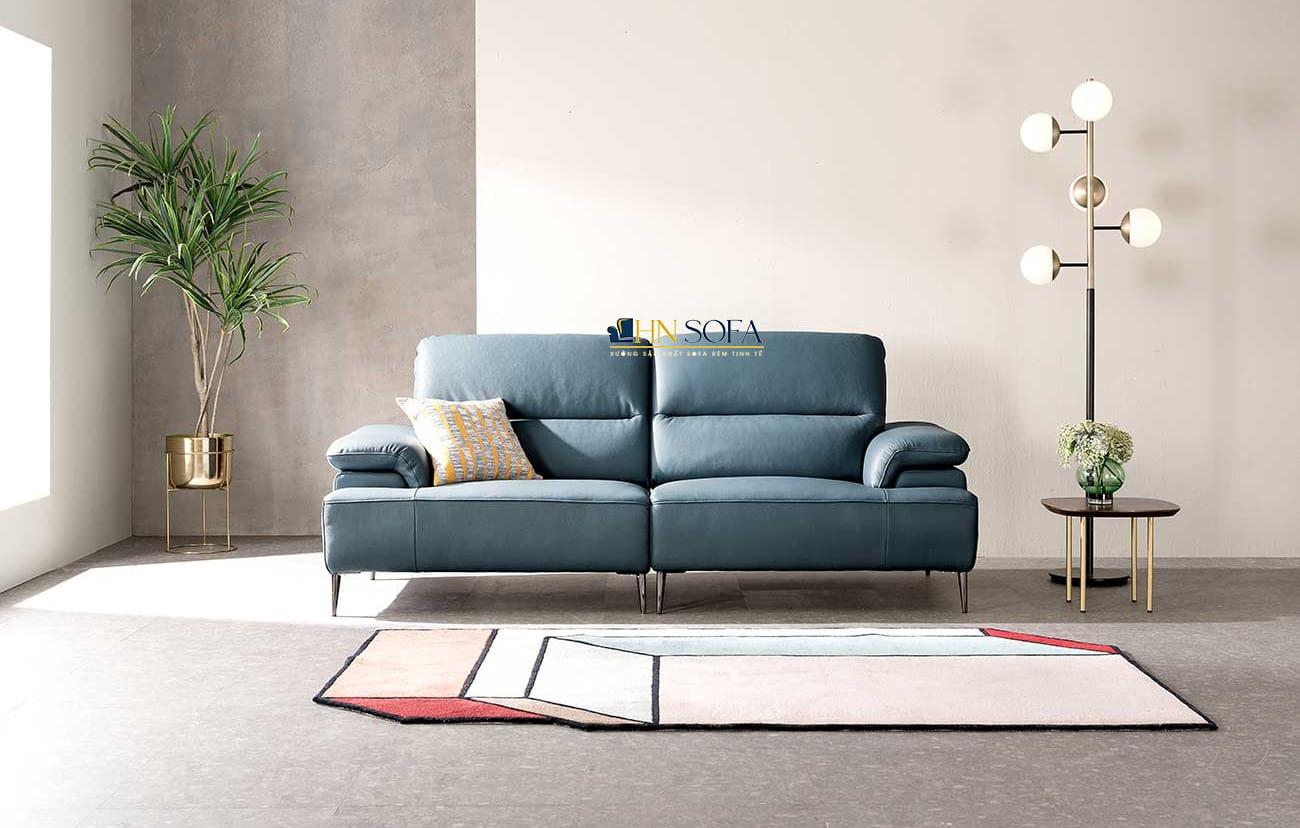 Sofa da văng đơn 6